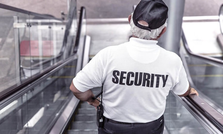 security in airport