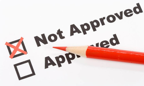 ESTA visa not approved